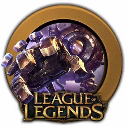 Icon Legends League Desktop Blitzcrank Getdrawings