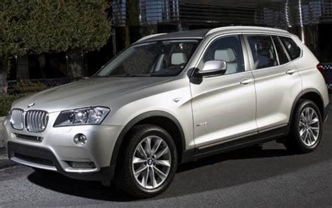 2011 bmw x3 information and photos zombiedrive