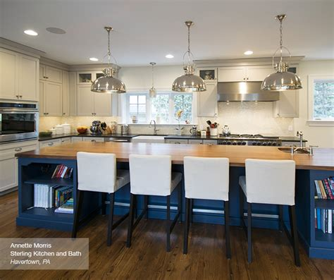 kitchen island centerpieces wood cabinets with a blue kitchen island omega