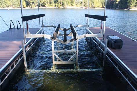 Sea Doo Boat Lift For Sale by Hydraulic Boat Lifts Battery Powered Boat Lifts R J