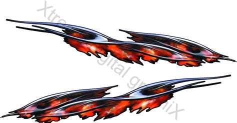 Boat Decals Flames by Auto And Boat Decals Autos Post