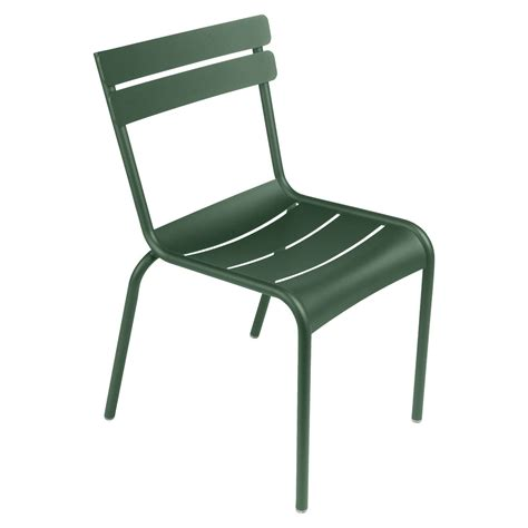 chaise de jardin orange luxembourg garden chair fermob shop