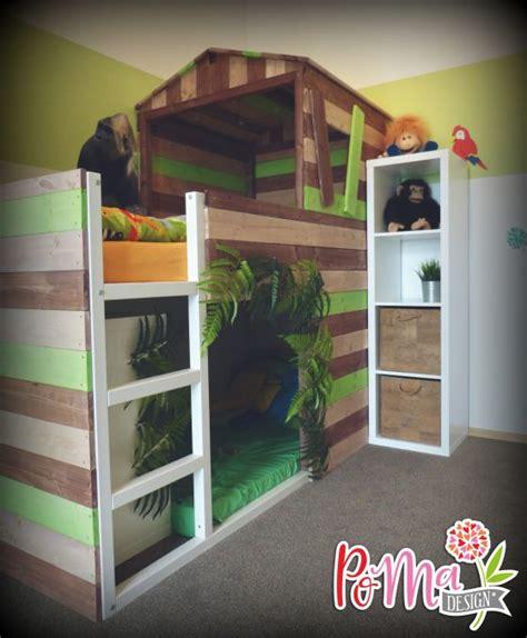 Kinderzimmer Junge Dschungel by Aus Bauernhof Wird Dschungel Deko F 252 R Die Wohnung