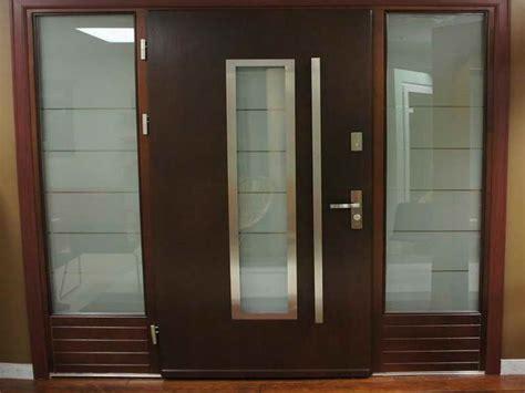 door windows contemporary modern exterior doors models