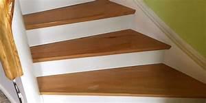 Offene Treppe Schließen Vorher Nachher : treppenrenovierung vorher nachher nr 4 parkett remel in datteln ~ Buech-reservation.com Haus und Dekorationen