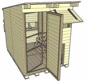 Construire Un Poulailler En Bois : construction d 39 un poulailler en palettes modulable plan poulailler bio ~ Melissatoandfro.com Idées de Décoration