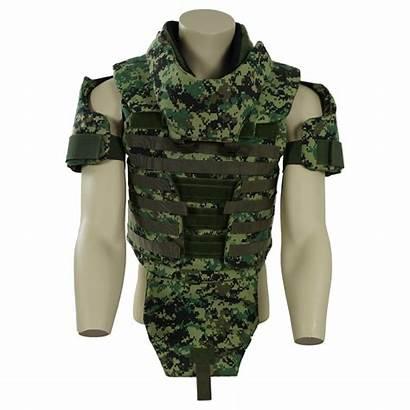Vest Ballistic Military Ana