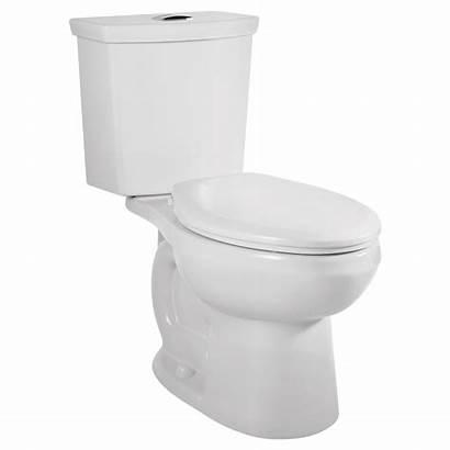Toilet Flush Dual Clean Standard Toilets American
