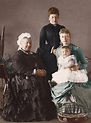 The Four Generations: Queen Victoria, Princess Beatrice ...