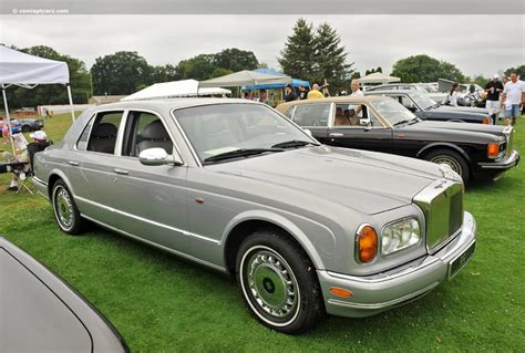 Rolls Royce Seraph by 2002 Rolls Royce Silver Seraph Information And Photos