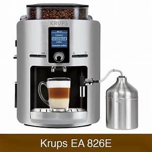Kaffeevollautomaten Im Test : krups ea 826e im vergleich kaffeevollautomaten ~ Michelbontemps.com Haus und Dekorationen