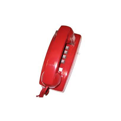 2554 Corded Phone Cortelco Itt Rd Telephone
