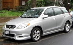 2002 Toyota Matrix  U2013 Pictures  Information And Specs