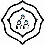 Internship Job Icon Looking