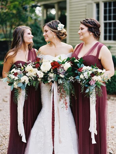 1580 Best Images About Bridesmaids On Pinterest Red