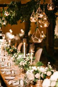 20 Brilliant Wedding Table Decoration Ideas - Oh Best Day Ever
