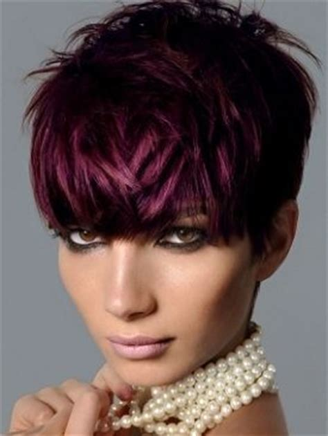 new hair styles best 25 dramatic hair colors ideas on swing 2772