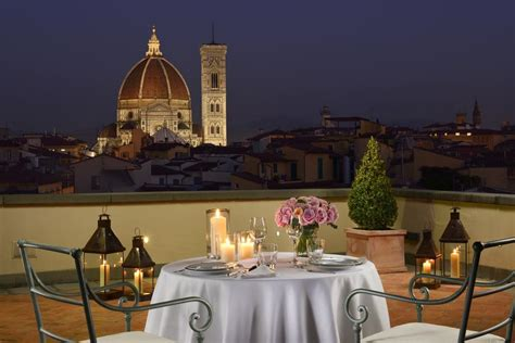 Best Florence Italy Restaurants Top 10 Hotels With Rooftop Bars Or Restaurants In Florence