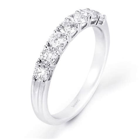 platinum wedding rings  women ivory dress boda