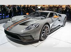2018 SEMA Show 2019 Ford GT Carbon Series » AutoNXT