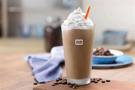 Dunkin' Donuts Is Giving Out Free Frozen Coffee