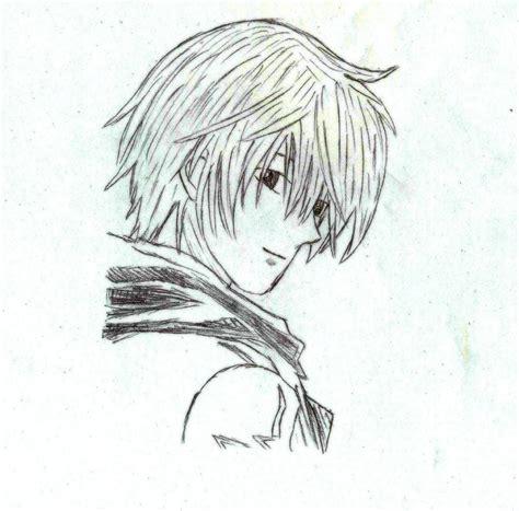 anime cool boy drawing cool anime drawings pencil drawing