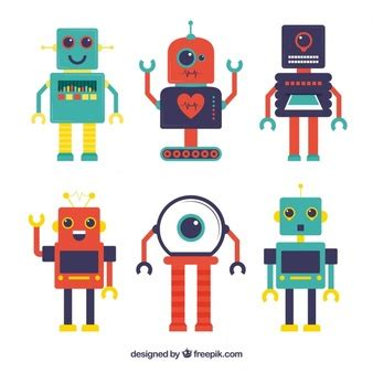 Robot Vectors, Photos And Psd Files  Free Download