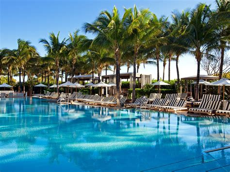 The 15 Best Hotels In Miami Photos Condé Nast Traveler