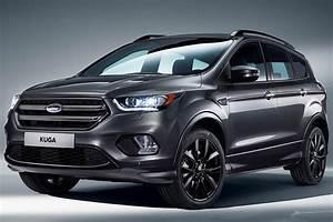 Ford Kuga 2016  Presumiendo De Sync 3