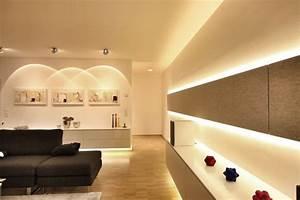 Beleuchtung Im Wohnzimmer : haus 1 wohnzimmer beleuchtung modern wohnzimmer stuttgart von schatz lichtdesign ~ Bigdaddyawards.com Haus und Dekorationen
