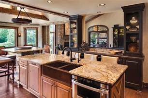 kitchen granite ideas charming rustic kitchen ideas and inspirations traba homes
