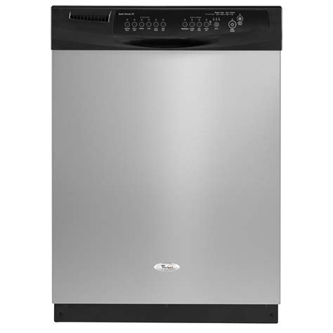 Whirlpool Gold 24 In Builtin Dishwasher With Adaptive