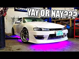 CAR UNDERGLOW NEON LIGHTS YAY OR NAY FAST AND FURIOUS