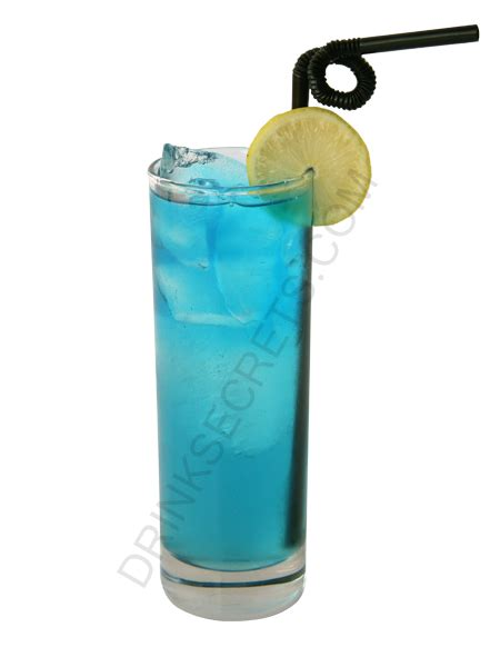 Blue Lagoon Drink Recipe All The Drinks Have Pictures