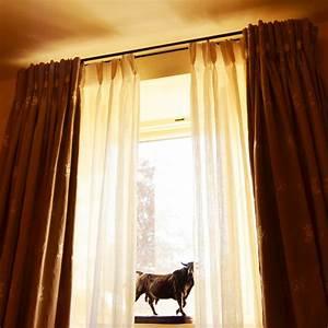 Tringle A Rideau 4m : tringle rideaux provencale double sur mesure en fer forg tringle a ~ Melissatoandfro.com Idées de Décoration