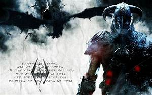 Awesome Skyrim Wallpapers - Wallpaper Cave
