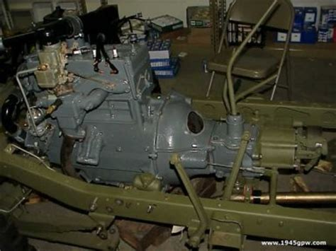 wwii jeep engine 1 the first start of your newly rebuilt engine is an