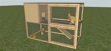 cage trio ext 233 rieure duplex