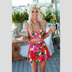 Tropical Bridal Showerbachelorette Outfit Inspiration