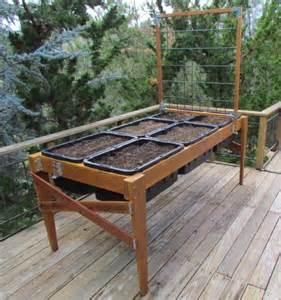 Raised Garden Planter Box Plans