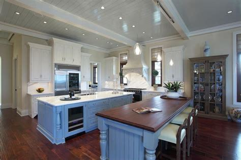 painted islands for kitchens 27 amazing island kitchens design ideas 3975