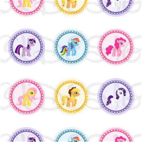 my little pony alike stickers cupcake from oldesign olivia 39 s
