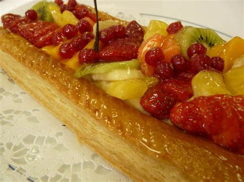 tarte feuillet 233 e aux fruits paperblog