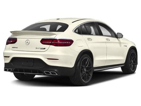 Outstanding suitability for everyday use and palpably more dynamics. New 2019 Mercedes-Benz AMG GLC 63 4MATIC Coupe SUV | Black ...