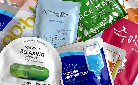 the 20 best korean beauty sheet masks for every skin type