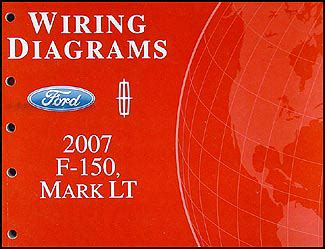Ford Lincoln Mark Wiring Diagram Manual