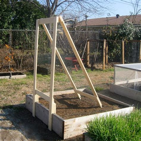 A Frame Garden Trellis 25 absolutely amazing diy chicken wire projects for the
