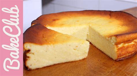 kaesekuchen ohne boden bakeclub youtube