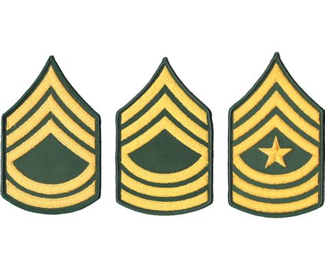 army announces senior enlisted promotions  february