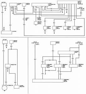 C92 Renault 5 Wiring Diagram